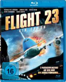 Flight 23 - Air Crash (Blu-ray), Blu-ray Disc
