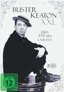 Buster Keaton XXL, 2 DVDs