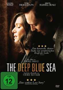 The Deep Blue Sea, DVD