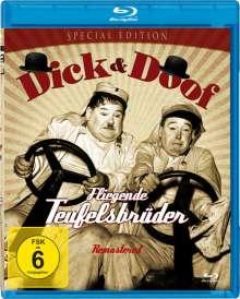 Dick & Doof - Fliegende Teufelsbrüder (Blu-ray), Blu-ray Disc