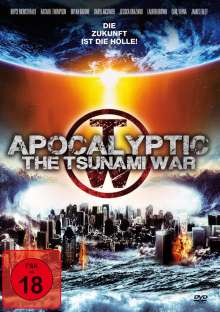 Apocalyptic - The Tsunami War, DVD