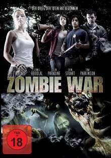 Zombie War, DVD