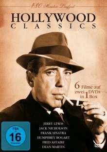 Hollywood Classics (6 Filme auf 2 DVDs), 2 DVDs
