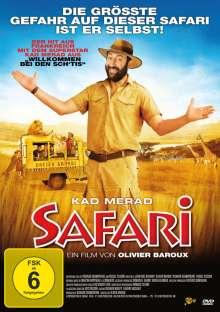 Safari, DVD