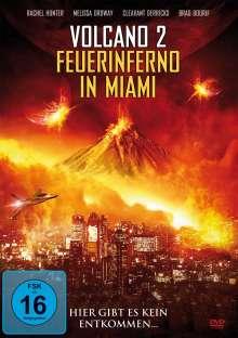Volcano 2 - Feuerinferno in Miami, DVD