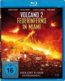 Volcano 2 - Feuerinferno in Miami (Blu-ray), Blu-ray Disc
