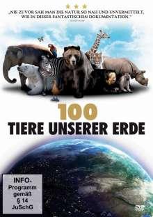 100 Tiere unserer Erde, DVD