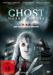Ghost Horror House, DVD