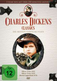 Charles Dickens Classics - Die besten Verfilmungen, DVD
