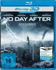 No Day After (3D Blu-ray), Blu-ray Disc
