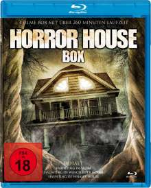 Horror House Box (Blu-ray), Blu-ray Disc