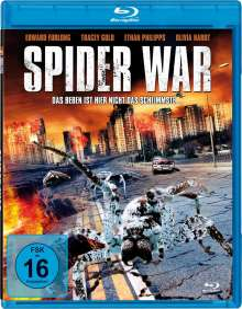 Spider War (Blu-ray), Blu-ray Disc