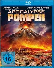 Apocalypse Pompeii (Blu-ray), Blu-ray Disc