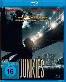 Junkies (Blu-ray), Blu-ray Disc