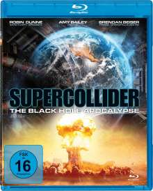 Supercollider - The Black Hole Apocalypse (Blu-ray), Blu-ray Disc