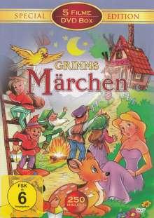 Grimms Märchen, DVD