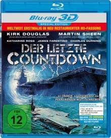 Der letzte Countdown (3D Blu-ray), Blu-ray Disc