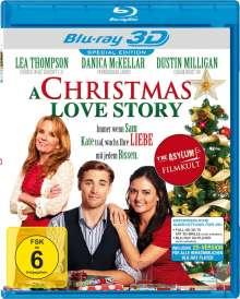 A Christmas Love Story (3D Blu-ray), Blu-ray Disc