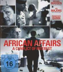 African Affairs - A Conflict of Interest (Blu-ray), Blu-ray Disc