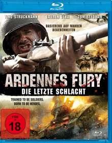 Ardennes Fury - Die letzte Schlacht (Blu-ray), Blu-ray Disc
