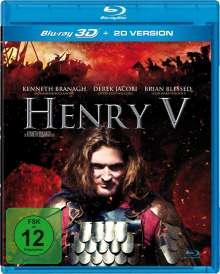 Henry V. (3D Blu-ray), Blu-ray Disc