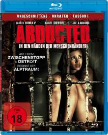 Abducted (Blu-ray), Blu-ray Disc