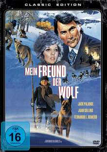 Mein Freund der Wolf, DVD