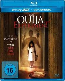 Das Ouija Experiment Teil 1 & 2 (3D Blu-ray), Blu-ray Disc
