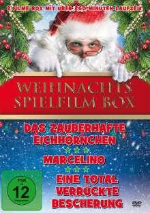 Weihnachts Spielfilm Box (3 Filme Auf 1 DVD), DVD