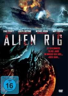 Alien Rig, DVD