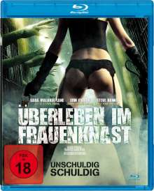 Überleben im Frauenknast (Blu-ray), Blu-ray Disc