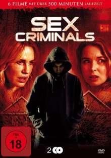 Sex Criminals (6 Filme auf 2 DVDs), 2 DVDs
