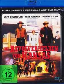 Revolverhelden von Kansas (Blu-ray), Blu-ray Disc