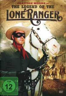 The Legend of the Lone Ranger, DVD