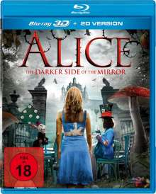 Alice - The Darker Side of the Mirror (3D Blu-ray), Blu-ray Disc