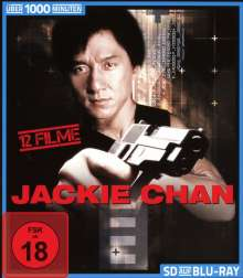 Jackie Chan (SD auf Blu-ray), Blu-ray Disc