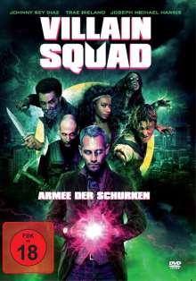 Villain Squad, DVD