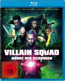 Villain Squad (Blu-ray), Blu-ray Disc