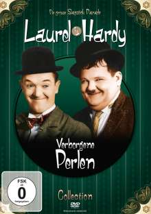 Laurel & Hardy - Verborgene Perlen, DVD