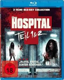 Hospital Teil 1 & 2 (Blu-ray), Blu-ray Disc