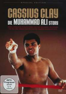 Cassius Clay - Die Muhammad Ali Story, DVD