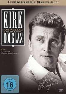 Schwergewichte der Filmgeschichte: Kirk Douglas, DVD