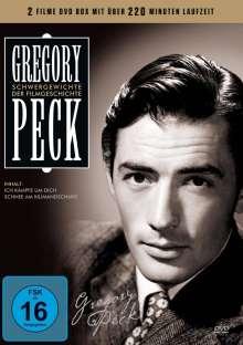 Schwergewichte der Filmgeschichte: Gregory Peck, DVD