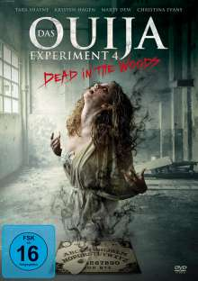 Das Ouija Experiment 4, DVD