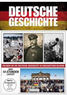 Deutsche Geschichte, 6 DVDs