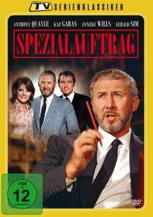 Spezialauftrag, DVD