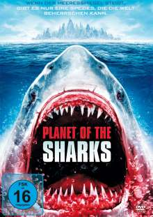 Planet of the Sharks, DVD