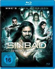 Sindbad and the War of the Furies (Blu-ray), Blu-ray Disc