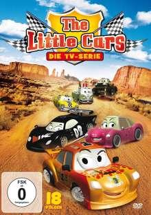The Little Cars, DVD