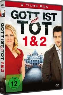 Gott ist nicht tot 1 & 2, DVD